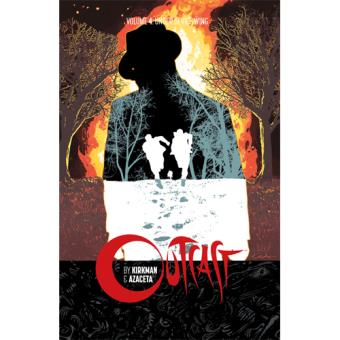 Outcast - Book 4: Under Devil's Wing