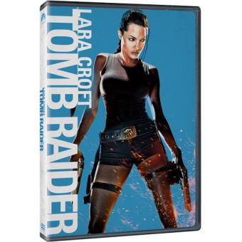 Lara Croft: Tomb Raider - DVD