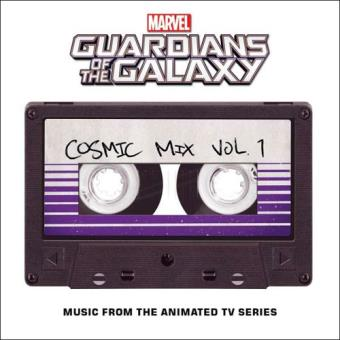 BSO Guardians of The Galaxy: Cosmic Mix Vol.1