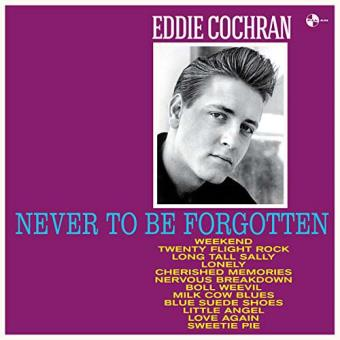 Never To Be Forgotten (LP)