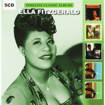 Timeless Classic Albums: Ella Fitzgerald - 5CD