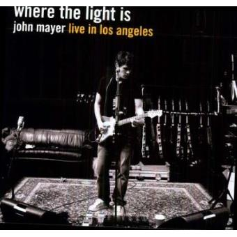 Where The Light Is - Live In Los Angeles (180g) (4LP)