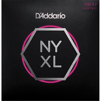 Cordas para Guitarra D'Addario NYXL0942