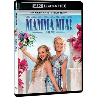 Mamma Mia! - 4K Ultra HD + Blu-ray