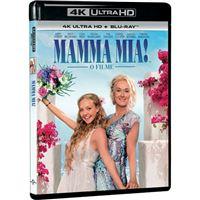 Mamma Mia! - 4K Ultra HD + Blu-ray