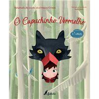 Fábulas Recortadas: O Capuchinho Vermelho