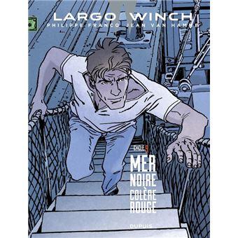 Largo Winch - Diptyques - tome 9 - Diptyque Largo Winch 9/10