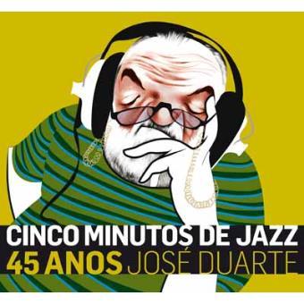 Cinco Minutos de Jazz | 45 Anos (3CD)