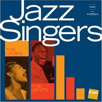 Jazz Singers 2LP 12'' 180gr Orange Vinyl - Exclusivo Fnac