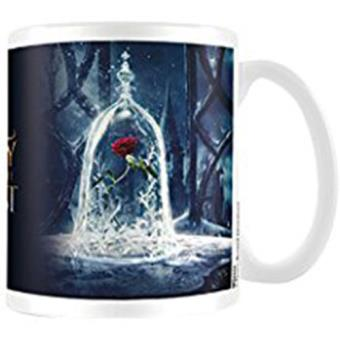Beauty and The Beast Movie - Enchanted Rose - Mug