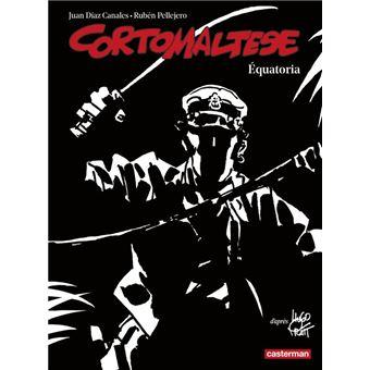Corto Maltese (Tome 14) - Équatoria (édition enrichie noir et blanc)