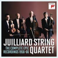 Juilliard String Quartet - The Complete EPIC Recordings - 11CD
