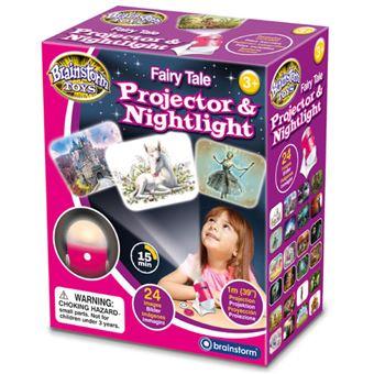 Projetor Luz de Presença Fadas - Brainstorm