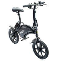 Bicicleta Elétrica Zeeclo Roma - Preto