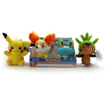 Peluche Pokémon 21cm - Envio Aleatório