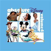 Absolute Disney Vol 4 - CD