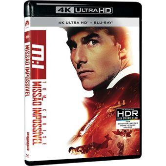 Missão Impossível - 4K Ultra HD + Blu-ray