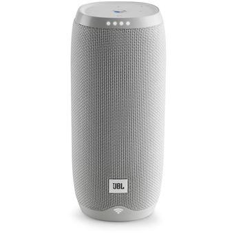 Coluna Bluetooth Jbl Link 20 Com Google Assistant - Branco