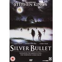 Silver Bullet - DVD Importação