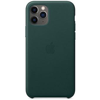 Capa Pele Apple para iPhone 11 Pro - Verde Floresta