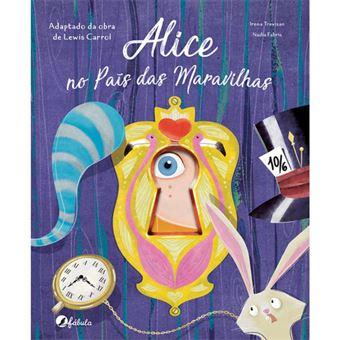 Fábulas Recortadas: Alice no País das Maravilhas
