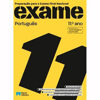 Preparação para o Exame Nacional - Português 11º Ano