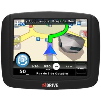 Ndrive Touch Se Portugal Gps Automovel Compra Na Fnac Pt
