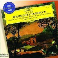 WOLF-SPANISCHES LIEDERBUCH(ORIG.)
