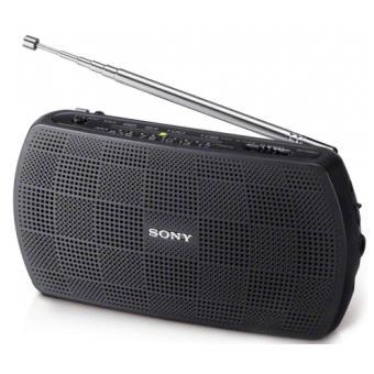Sony Rádio Portátil SRF-18 Preto