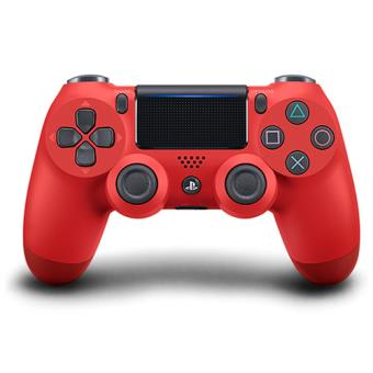 Sony Comando DualShock 4 V2 Magma Red PS4