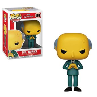 Funko Pop! The Simpsons: Mr. Burns - 501