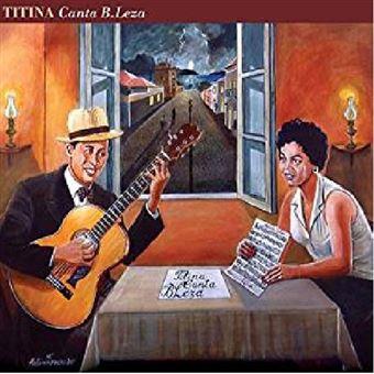 Canta B.Leza - CD