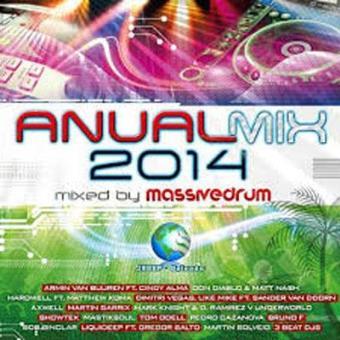 Anual Mix 2014 (2CD)