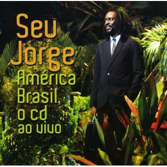 América Brasil, o CD Ao Vivo