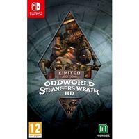 Oddworld: Stranger's Wrath - Limited Edition - Nintendo Switch