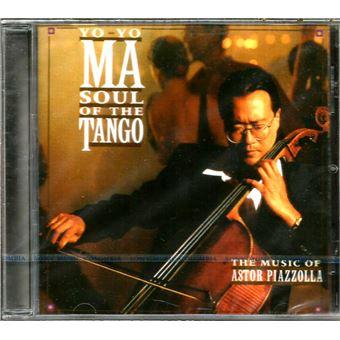 Soul of the Tango - CD