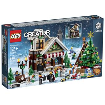 LEGO Creator 10249 A Loja de Brinquedos de Inverno