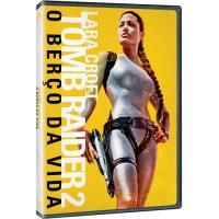 Tomb Raider 2: O Berço da Vida - DVD