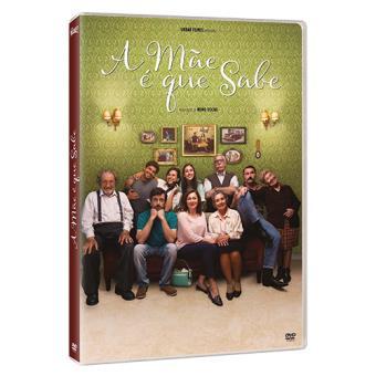 A Mãe é Que Sabe (DVD)