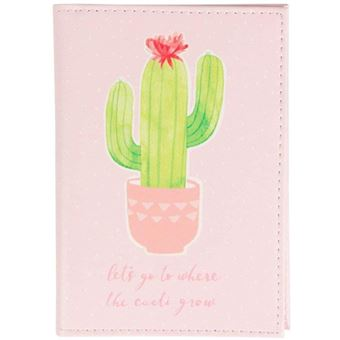 Porta-Documentos Cactus