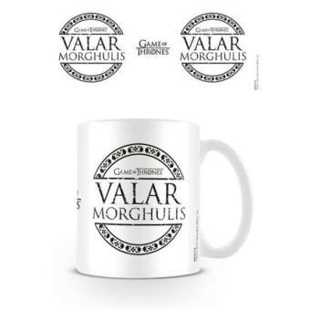 Game of Thrones - Caneca Valar Morghulis