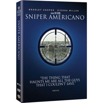 Sniper Americano - DVD