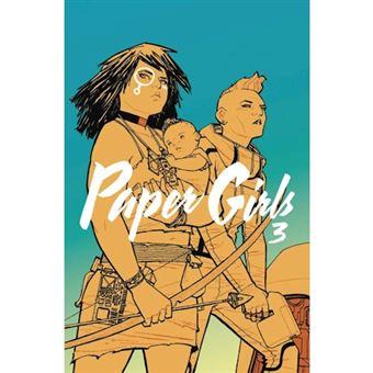 Paper Girls - Livro 3