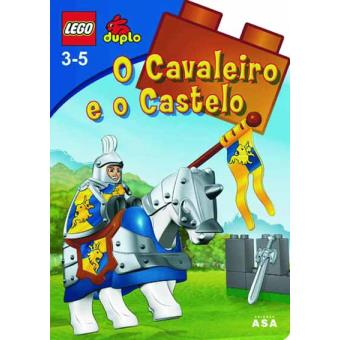 LEGO Duplo - O Cavaleiro e o Castelo