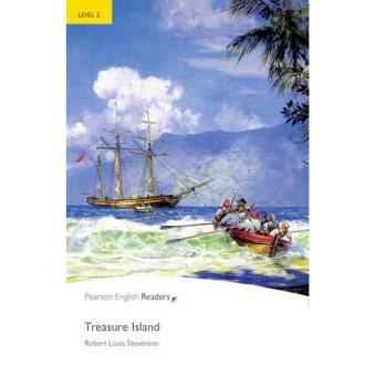 Pearson English Readers Level 2 - Treasure Island