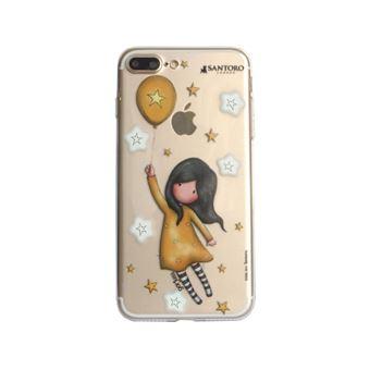 Capa Gorjuss Fly Away para iPhone 7+   8+