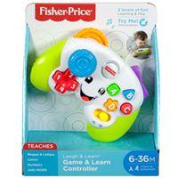 Comando de Jogos Aprender e Brincar - Fisher Price