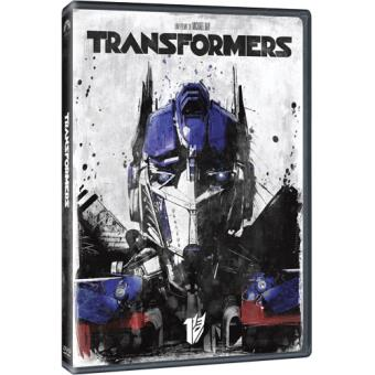 Transformers: O Filme - Edição 10º Aniversário (DVD)