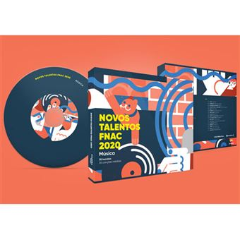 Novos Talentos Fnac 2020 - 2CD