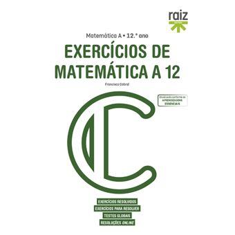 Exercícios de Matemática A - 12º Ano
